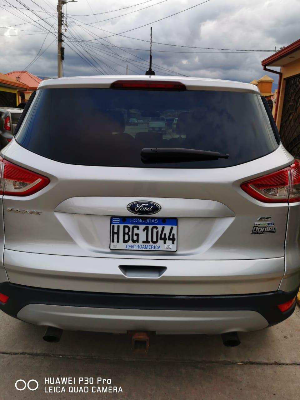 2015 Ford Escape 4 4 220 000 00 Lempiras En San Pedro Sula Florida Multicar